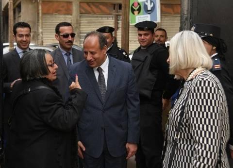 """رئيس بعثة """"الجامعة العربية"""": سيدات مصر سجلن نسبة عالية في التصويت"""