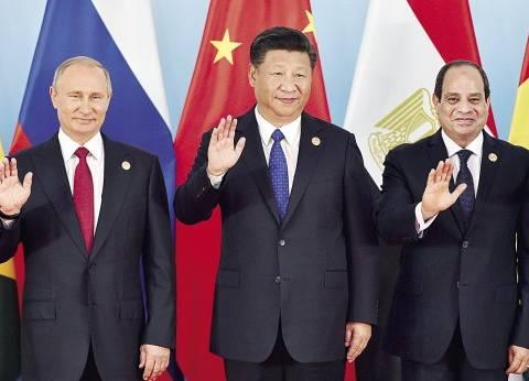 قادة الدول الكبرى يحتفون بـ«السيسى» وأوروبا تدير ظهرها لـ«أردوغان»