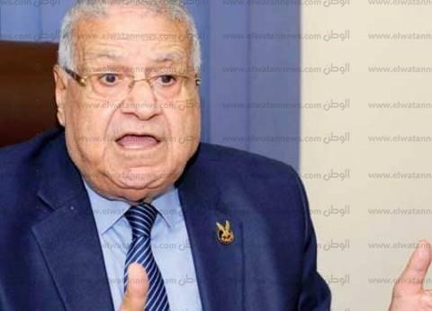 """""""حماة الوطن"""" ناعيا محيي الدين: له تاريخ نضالي مشرف"""
