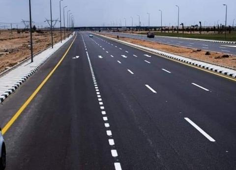 """برلماني: رصف طريق مواز لـ""""إسكندرية - مطروح"""" بطول 20 كيلومترا"""