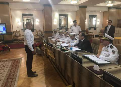 وزير الداخلية يفاجئ «كشف الهيئة» بأكاديمية الشرطة بزيارة تفقدية