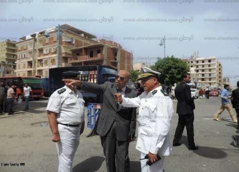 تنفيذ 70 حكما وفحص 21 مشتبها بهم في حملة أمنية بمطروح