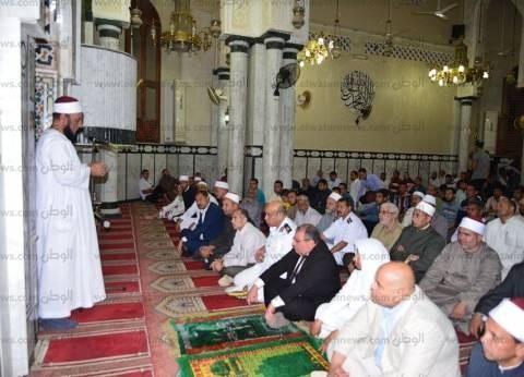 """لصوص يسرقون صندوق التبرعات بمسجد """"النشار"""" في بورسعيد"""