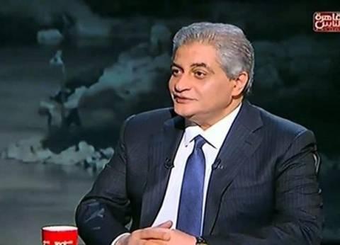 """حصريا.. أسامة كمال يكشف تفاصيل العاصمة الإدارية الجديدة في """"القاهرة 360"""""""