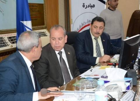 تعليمات مباشرة من محافظ دمياط لرؤساء المراكز لمتابعة سير الانتخابات