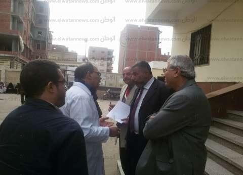 بالصور| صحة الشرقية: تزويد مستشفى أبو كبير بماكينة غسيل كلوي جديدة