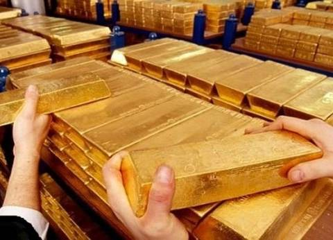 احتياطي الذهب بالدول العربية ألف طن.. السعودية الأولى ومصر السابعة