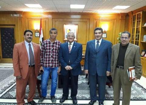 جامعة المنيا تعلن الانتهاء من وضع جداول امتحانات الفصل الدراسي الأول