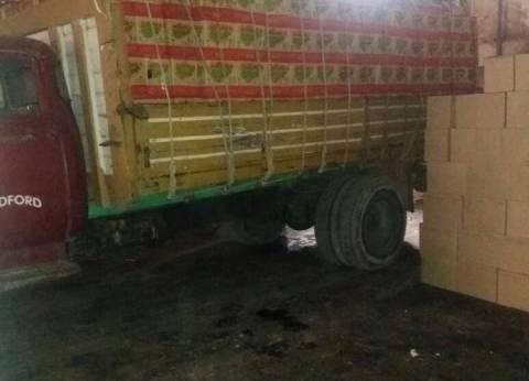 التحفظ على 12 ألف زجاجة زيت تمويني قبل بيعها بالسوق السوداء في الإسكندرية
