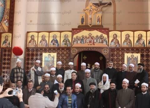 الكنيسة القبطية تعلن تأييدها لمعركة الجيش والشرطة ضد الإرهاب