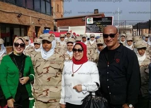 """""""تعليم الإسكندرية"""" تنظم مهرجان إحياء ذكرى انتصارات أكتوبر بـ""""الأنفوشي"""""""