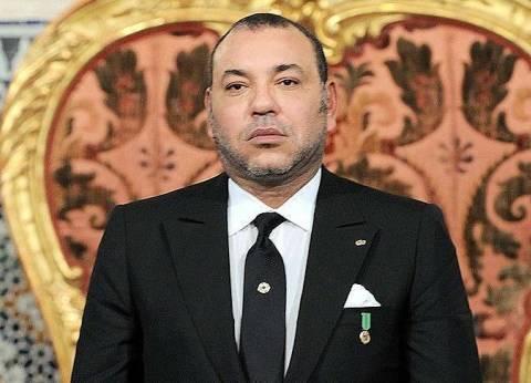 """العاهل المغربي يعزي السيسي في شهداء """"الروضة"""": متضامنون مع المصريين"""