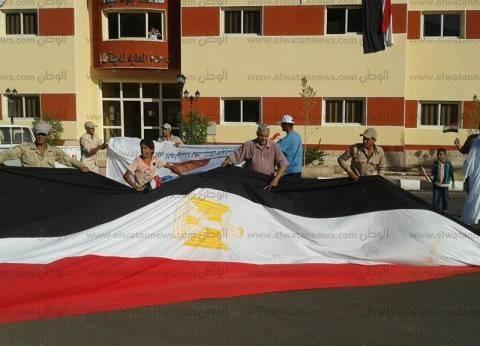 طابا تحتفل بالذكرى الأولى لافتتاح قناة السويس الجديدة