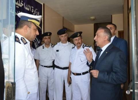 """""""أمن الإسكندرية"""" يفحص الشقق المفروشة والفنادق السياحية"""
