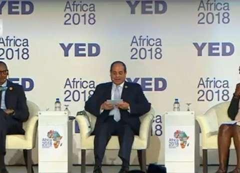 تحدث عنها السيسي.. عوامل تؤهل إفريقيا لقيادة مستقبل الاقتصاد العالمي