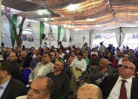 """الحسيني يدعو """"الوفديين"""" للتصويت قبل غلق باب الاقتراع"""