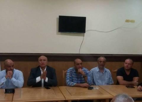 نقابة المهندسين ببورسعيد تستضيف مجلس إدارة النادي المصري