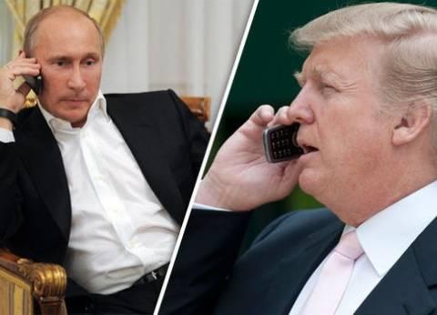ترامب يقترح عقد قمة مع بوتين في البيت الأبيض