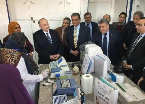 """""""التعليم العالي"""": افتتاح مركز التميز في الأبحاث العلمية بجامعة بنها"""