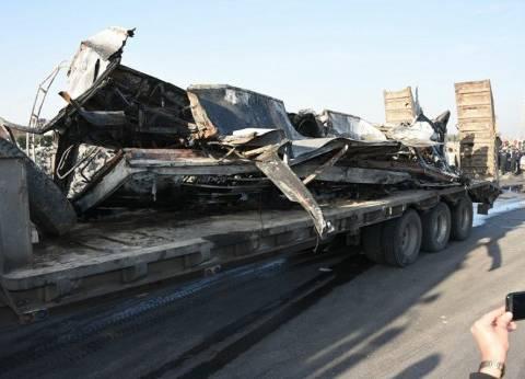 """بعد تفحم """"عمال الإسكندرية"""".. خبراء يضعون روشتة للحد من حوداث الطرق"""