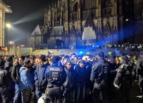 شرطة كولونيا: منعنا وقوع جرائم تحرش في ليلة رأس السنة
