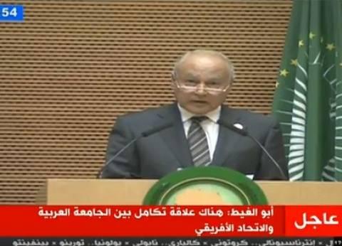 """""""أبوالغيط"""": مصر وسوريا والعراق دفعت ثمن التحالف مع الاتحاد السوفيتي"""