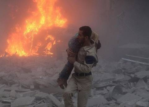 المرصد: الجيش السوري يحاصر الأحياء الشرقية في حلب
