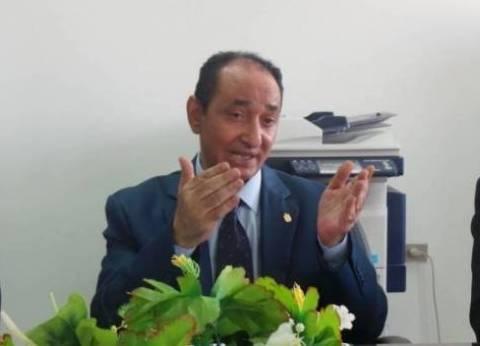 رئيس جامعة العريش يهنئ أهالي سيناء بعودة الدراسة