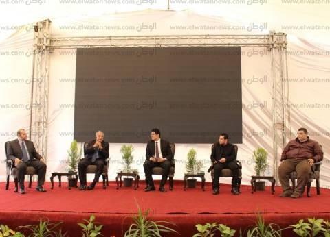 افتتاح فعاليات ملتقى مجالس اتحاد الطلاب بالجامعات في المنصورة
