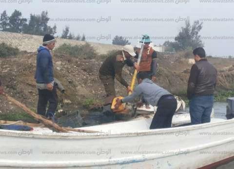 رئيس الثروة السمكية: إزالة 15 ألف فدان تعديات على بحيرة البرلس