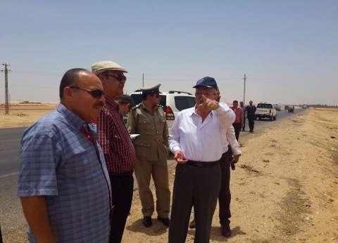 محافظ المنيا: إزالة 100% من التعديات على أملاك الدولة