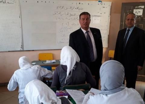 محافظ دمياط يحيل مخالفات الإدارة التعليمية بالسرو للنيابة