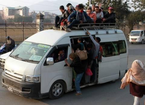 سائقو ميكروباصات أكتوبر يرفعون الأجرة.. والأمن يشن حملات ضد المخالفين