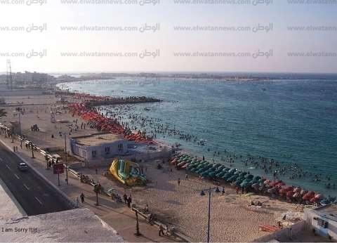 """استعدادات مكثفة بمطروح لاستقبال أعياد """"شم النسيم"""""""