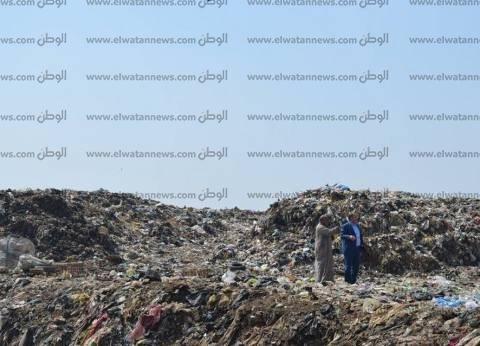 محافظ الإسكندرية يأمر بحصر مناطق تراكمات القمامة