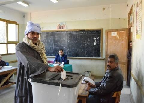 إجراءات أمنية مشددة بلجان أطفيح والعياط تزامنا مع الانتخابات الرئاسية