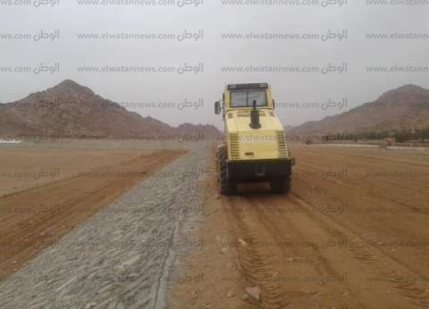 بالصور| إنشاء 143 بحيرة جبلية في جنوب سيناء لتخزين مياه السيول