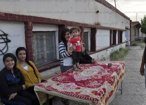 الناجون من «عفرين»: شاهدنا صواريخ «الخليفة التركى» تدمر مدينتنا