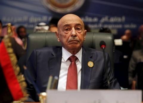 رئيس النواب الليبي يدعو الأمم المتحدة لدفع الحوار السياسي