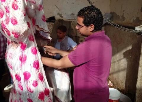 حملات رقابية على مجازر ومحلات وثلاجات لحوم محافظة سوهاج
