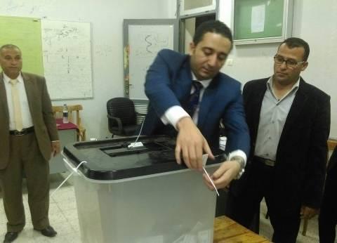 """رئيس """"الوطنية للانتخابات"""": انتظام العمل باللجان وصناديق الاقتراع آمنة"""