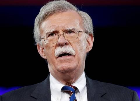 بولتون: تكرار استخدام الكيماوي في إدلب سيقابله رد أمريكي أقوى