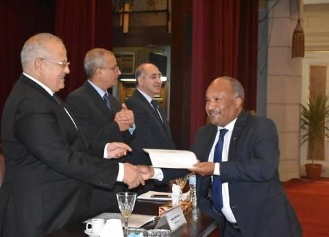 جامعة القاهرة تكرم ناشري الأبحاث العلمية.. و15 مليون جنيه مكافآت