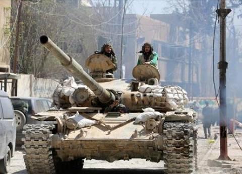 الجيش السوري يلقي منشورات فوق محافظة درعا تحذر من عملية عسكرية