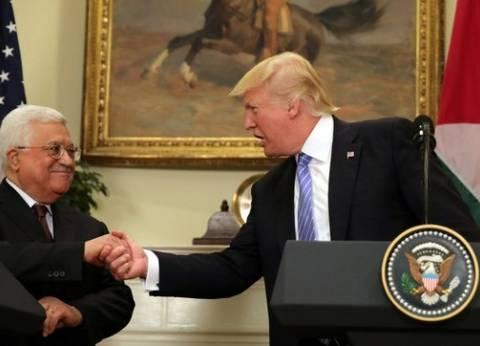 ترامب يدعم الفلسطينيين في حق تقرير مصيرهم