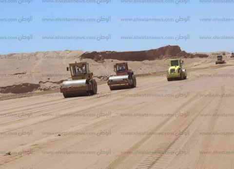 بالصور| محافظ جنوب سيناء يتفقد المشروعات الجديدة في شرم الشيخ