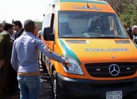 مصرع 5 أشخاص وإصابة 40 آخرين إثر حادث تصادم أتوبيسين على طريق السخنة