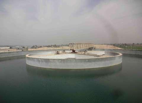 إعادة تشغيل محطات مياه الشرب المتوقفة بمركز دار السلام في سوهاج
