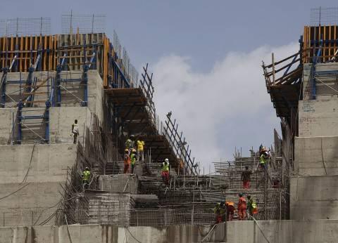 """دبلوماسي إثيوبي: اكتمال الأعمال الإنشائية في """"سد النهضة"""" بنسبة 65%"""
