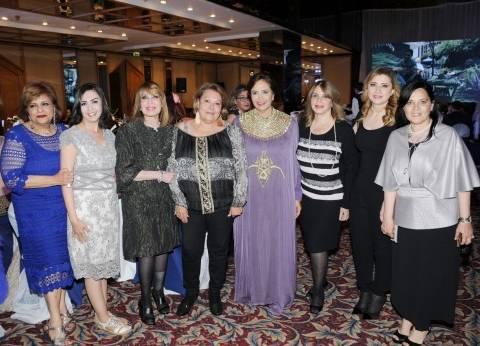 """الجمعية المصرية اللبنانية تنظم حفل أزياء لصالح """"تحيا مصر"""""""